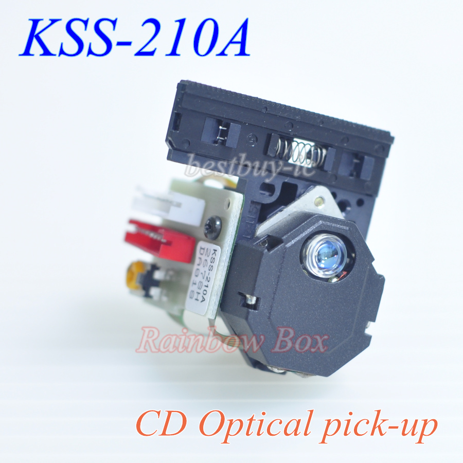 Optical PICK-UP Laser Lens Drive Blue Objective For CD KSS-210A KSS210A DSFO/_ti