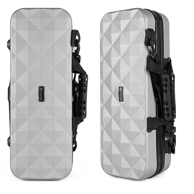Meiluolin Hard Travel Rod Case X356G
