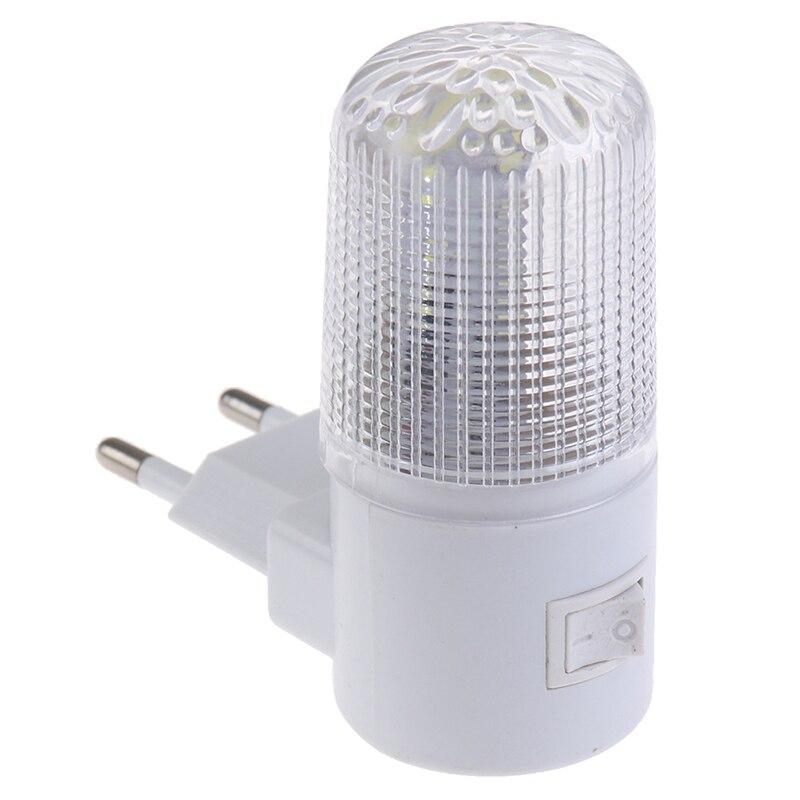 2pcs חירום אור קיר מנורת בית תאורה LED לילה אור האיחוד האירופי Plug לילדים ילדים סלון חדר שינה תאורה