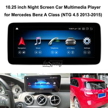 10.25 inch Android 10.0 Car GPS Navigation for Mercedes Benz A Class W176 A180 2013-2015 (Original Car with NTG 4.5/5.1) image