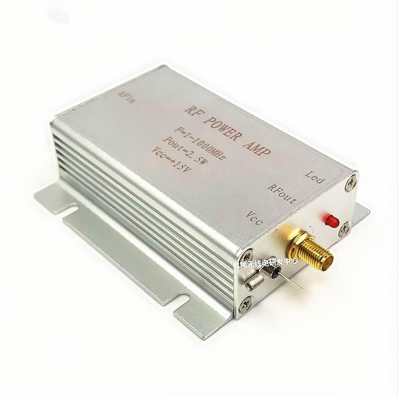 1--1000MHz, 2.5W RF Broadband Amplifier Power Amplifier