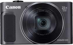 USED Canon PowerShot SX620HS Digital Camera 25x Optical Zoom - Wi-Fi & NFC Enabled