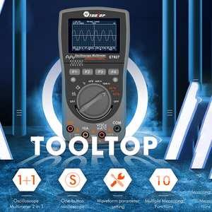 Digital-Storage Oscilloscope Multimeter Sampling-Rate Handheld 1 Intelligent True RMS