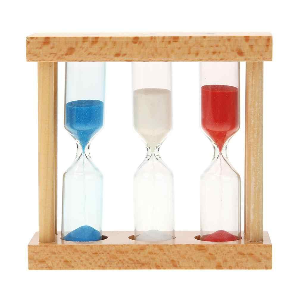 Kreatywny 3/4/5 minut klepsydra klepsydra klepsydra zegary prezent prysznic zegar ślub sprzyja dekoracje domu