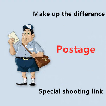 Dedicated make-up link Postage difference Make-up difference special shooting How much to make up how much to shoot image