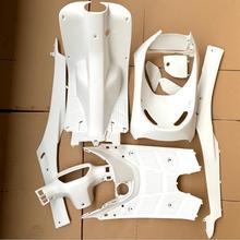 DIO50 BodyชุดAF17 AF18 AF25 ด้านในแผงชุดสำหรับสกู๊ตเตอร์สีดำสีน้ำเงินสีเทาสีขาวสีAbsพลาสติกdio 50 Shell