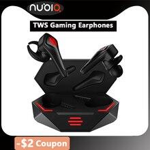 Оригинальные беспроводные Игровые наушники RedMagic TWS Bluetooth для Nubia 5S 5G наушники 39ms