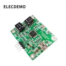 Capteur dinclinaison à double axe SCA60C, détection dinclinaison, USB, détection de niveau de lecture directe