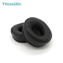 YHcouldin Ear Pads For Hifiman HE300 Headset Leather Ear Cushions Replacement Earpads hifiman he500 he300 he6 headphone upgrade cable