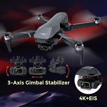 KF101 جديد 4K الطائرة بدون طيار 3 محور Gimbal المهنية EIS كاميرا 5G واي فاي FPV درون التصوير الجوي فرش طوي كوادكوبتر 1.2 كجم
