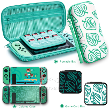 2020 Newest Nintend Switch Animal Crossing Case Nintendoswitch Stand Portable Bag for Nintendo Switch/Lite Console Accessories 1