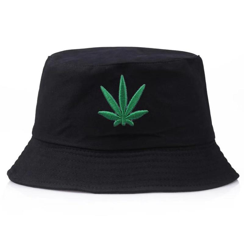Leaf Bucket Hat 2