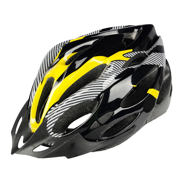2020 capacete de ciclismo de bicicleta ultraleve eps + pc capa mtb estrada capacete integralmente-mold ciclismo capacete ciclismo com segurança boné #725 3