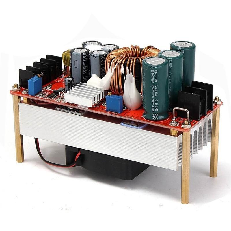 1500W 30A DC-DC Boost Converter Step Up Power Supply Module Electric Unit Module