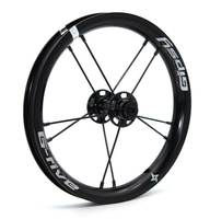 Gipsy G five pushbike Bike WheelSet 12 inch wheelset Kokua Bike S t r i d e r Balance Bicycle parts 85/95cm