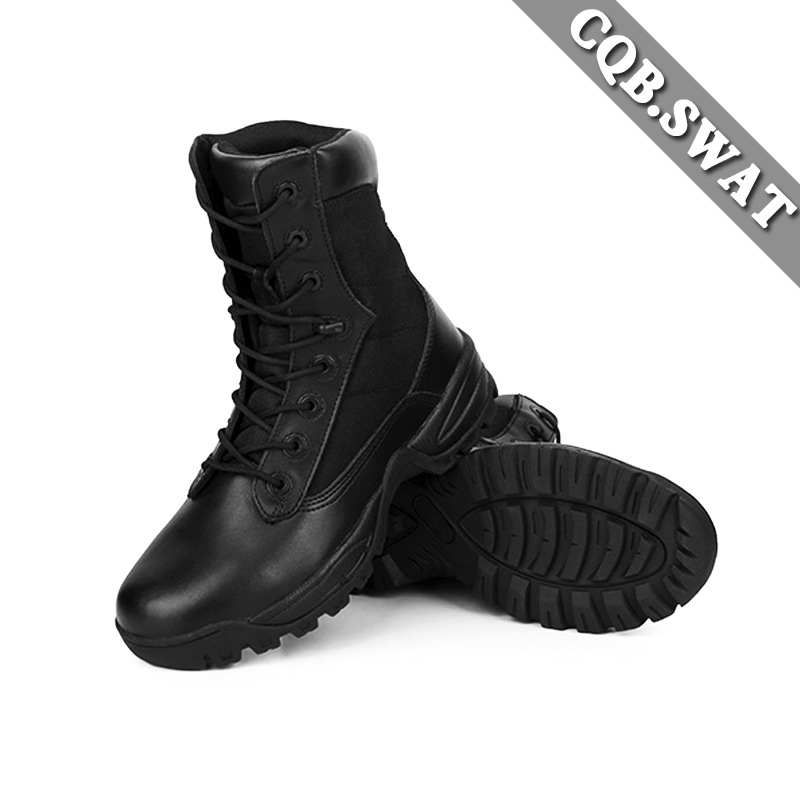 Hot Selling Ultra-Light For Combat Boots CQB.SWAT Falcon For Combat Boots SFB Combat Boots Canvas Breathable CS Hight-top Outdoo