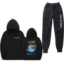 Sudadera con capucha de Kanye West para hombre, ropa de calle con letras a la moda de TRAVIS SCOTT, Jersey, chándal