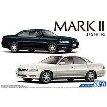 """1/24 Toyota JZX90 Mark II 9"""" сделай сам"""" сборный автомобиль модель 05643"""