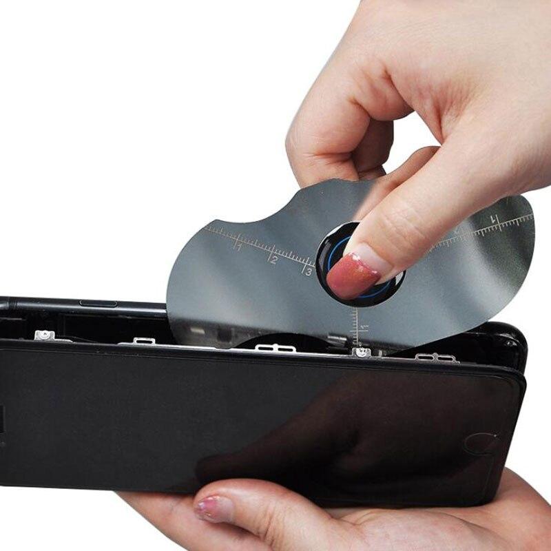 For IPhone Repair Mobilephone Opening Tool Metal Pry Sheet
