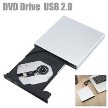 Usb 20 внешняя Φ rom dvd cd проигрыватель записывающее устройство