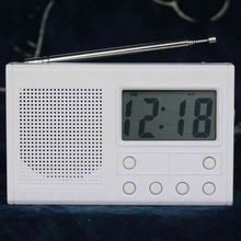DIY LCD zestaw radia FM elektroniczny zestaw edukacyjny do nauki zakres częstotliwości 72-108.6MHz