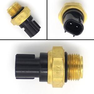 Вентилятор радиатора термо-переключатель обнаружения для Suzuki 17680-50F00 LTA450 LTA500 LTA700 LTA750 KingQuad 750 усилитель рулевого управления ARCTIC CAT DVX