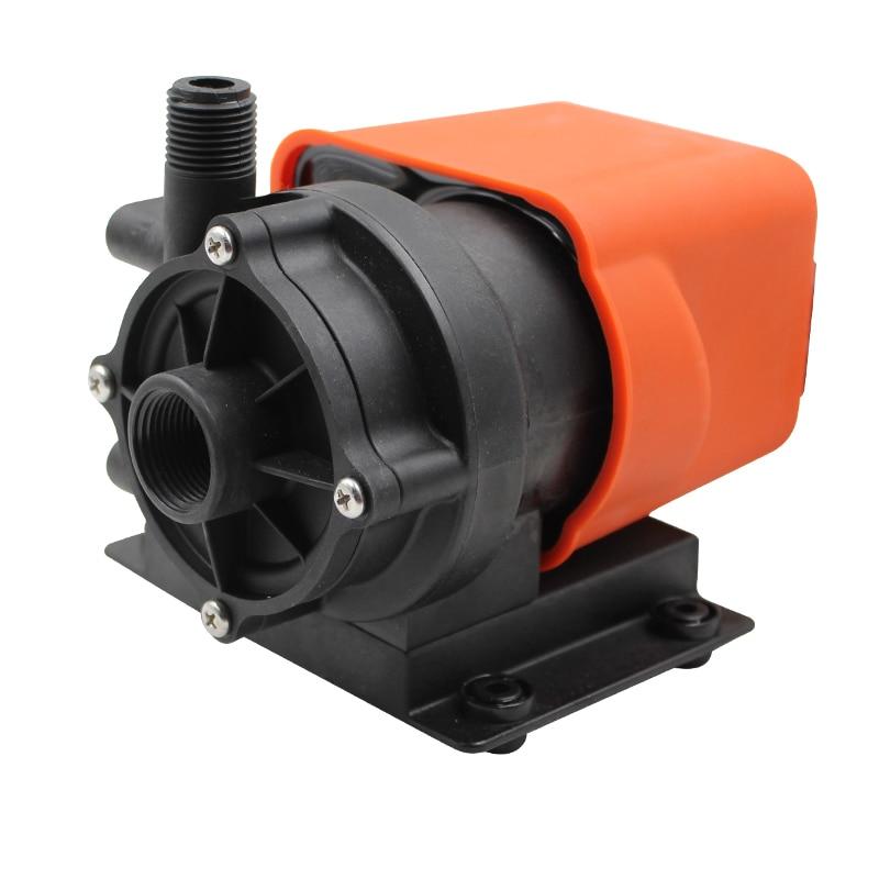 Sommergibile 250GPH 500GPH Marine Aria Condizionata Pompa di Circolazione Dell'acqua di Mare Marine di Raffreddamento Magnetico Pompa di Circolazione di Acqua di Mare