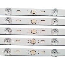 20 штук Светодиодный подсветка полосы для замены для телефонов LG 50LB5610 50LB650V 50LB653V 50LF5800 6916L-1978A 1779A 1983A 1982A 1735A 1736A