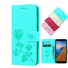 Женский подарочный чехол-книжка для Xiaomi Redmi Note 9 8 7 6 5 4 Pro 9A 8A 7A 6A 5A 4A 5X 4X 5 Plus Pocophone F1, кожаный чехол