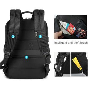 Image 5 - Tigernu 2020 New Classic Backpack Men High Quality Waterproof 15.6 inch Anti theft Laptop Backpack Fashion With 4.0 USB Charging