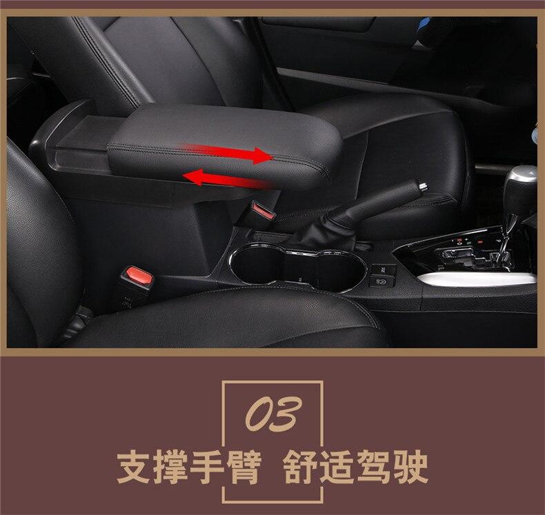 Подлокотник для Hyundai IX25 IX35 2015 2020, удлинитель, Модернизированная опора, украшение, автомобильные аксессуары|Чехлы на автомобильные сиденья|   | АлиЭкспресс