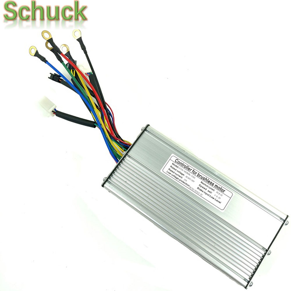 Schuck Bicycle Brushless Motor Controller 48V 35A electric bicycle accessories electric bike controller kt controller