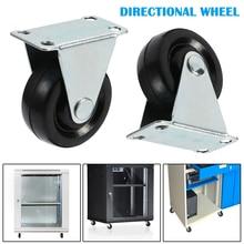 2019 Hot Sale Casters Wheels Rubber Swivel Fixed Heavy Duty for Trolley Furniture Cabinet I88 #1