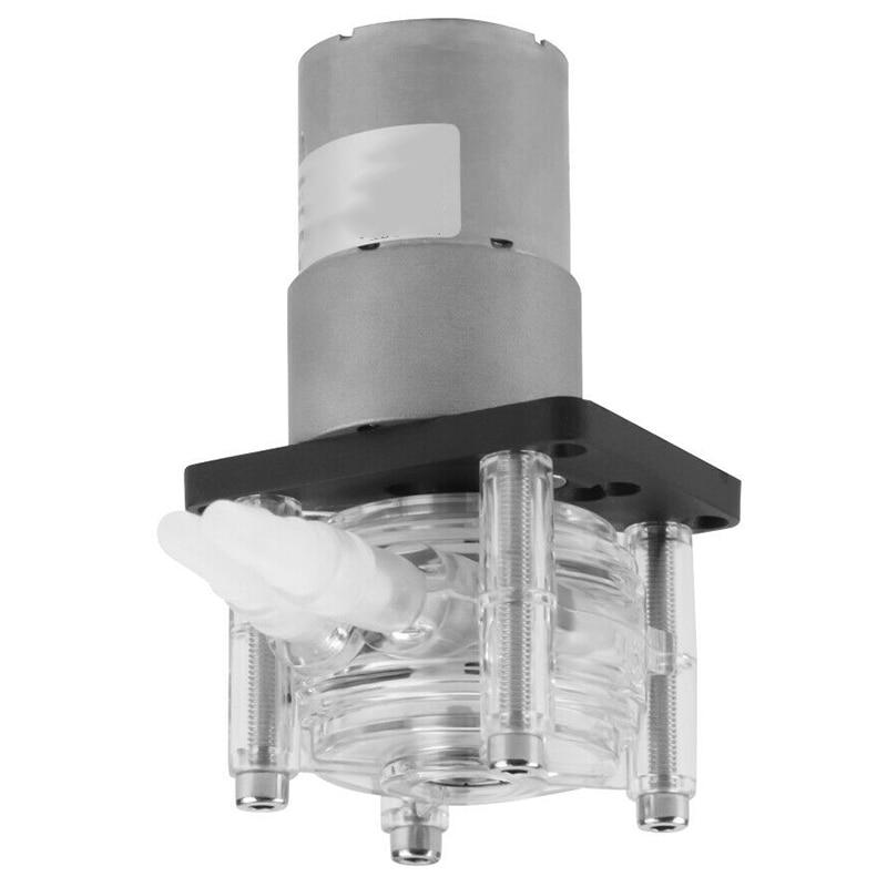 Перистальтическая трубка насоса дозирующая Вакуумная лаборатория 0,5-1.4A для аквариумных химических жидкостей