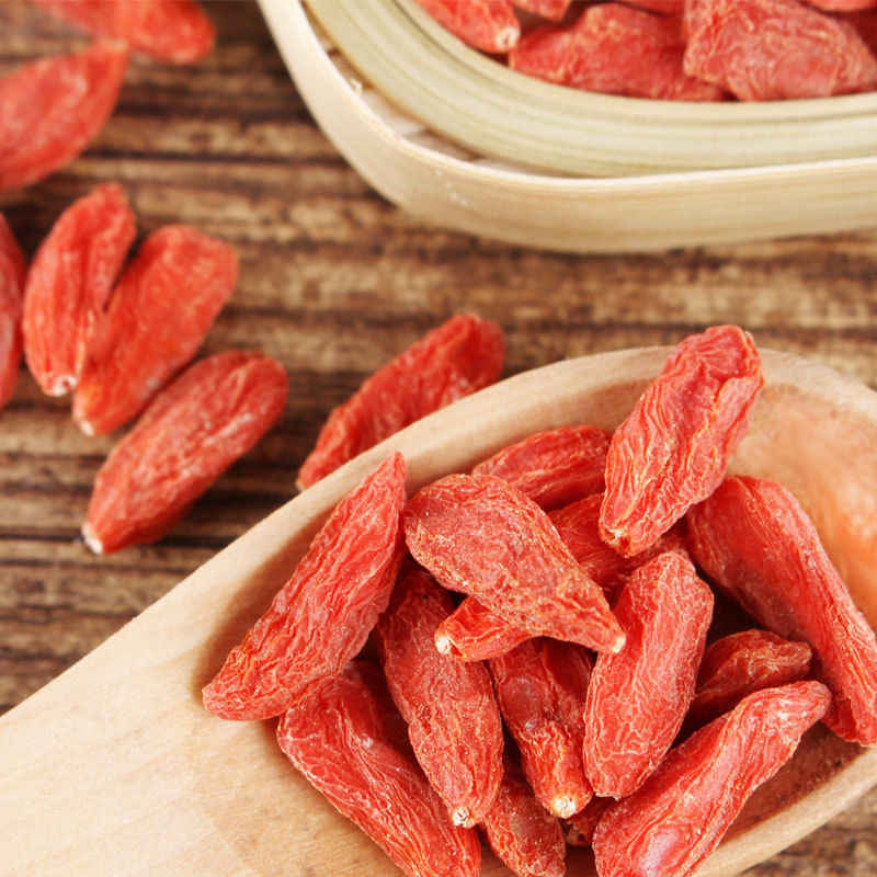High Quality Red Goji Berry Chinese Wolfberry Medlar The Herbal