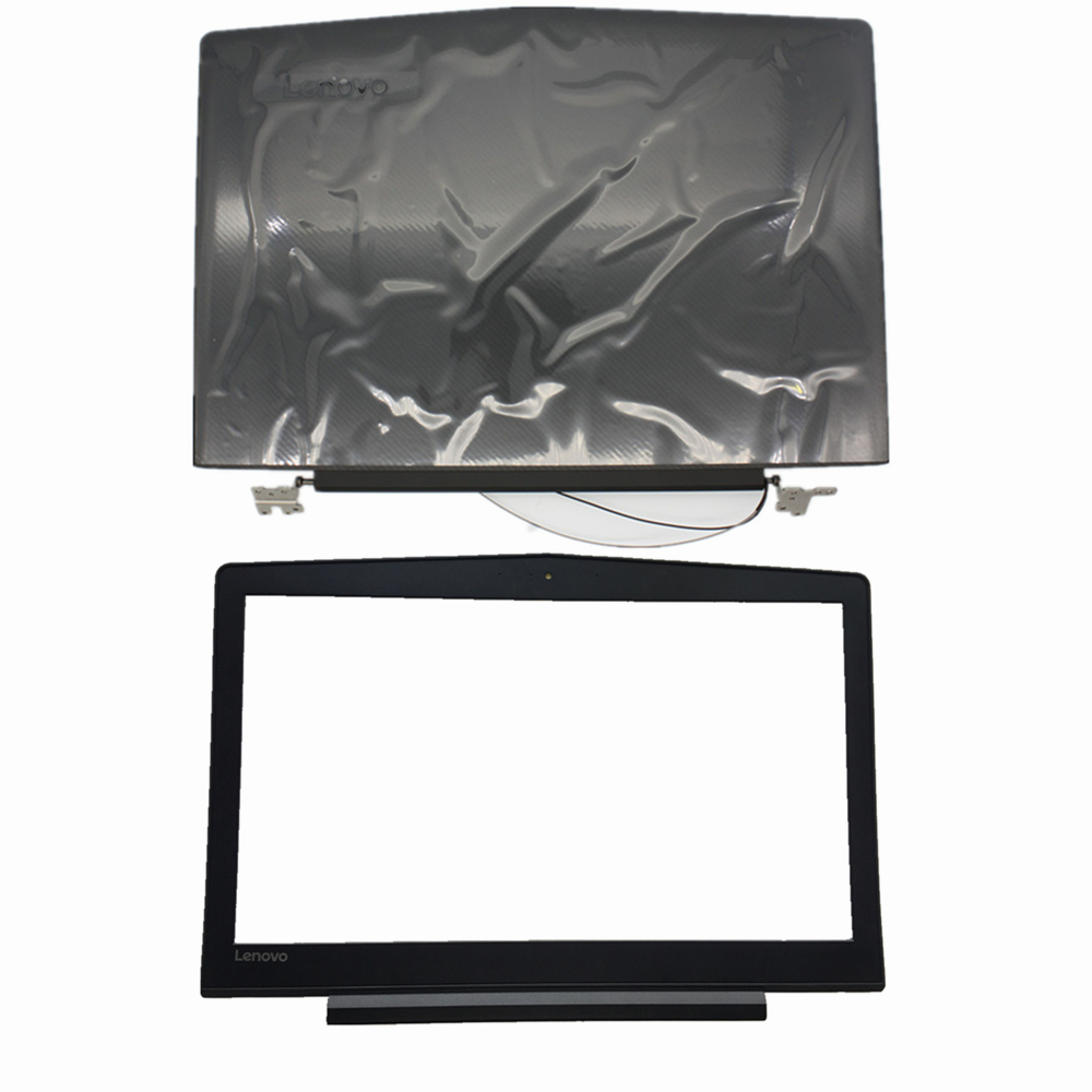NEW FOR Lenovo Legion R720 R720-15 Y520 LCD top cover case with hinges and screen cable AP13B000100/LCD Bezel Cover AP13B000200