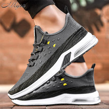 Mhysa 2020 Spring New Mesh Men Casual Shoes