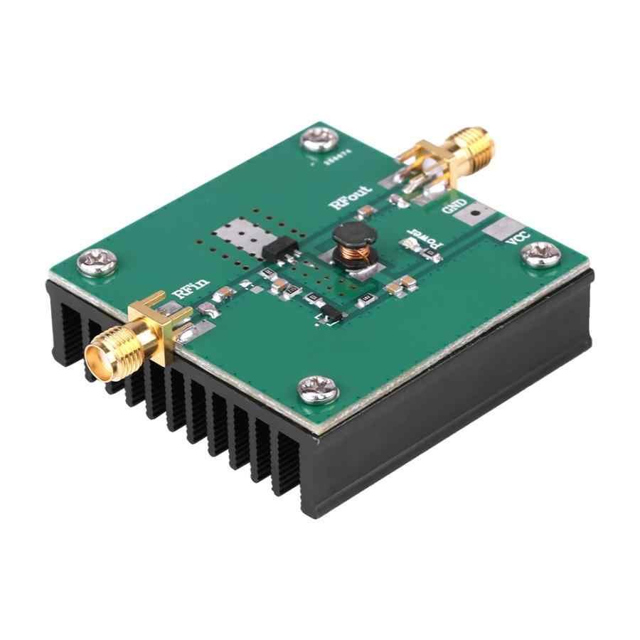 available incredible prices cheapest AMPLIFICADOR DE POTENCIA RF de 433MHz 5W conector SMA Módulo de  amplificador profesional para transmisor remoto de 380-450MHz