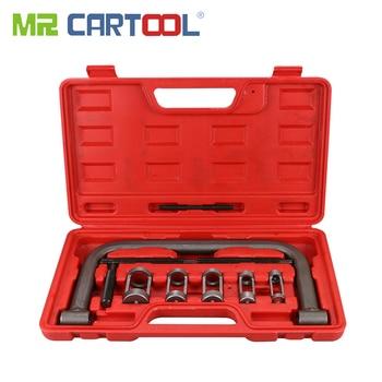 MR CARTOOL Car Engine Cylinder Head Valve Spring Compressor Remove Install Tool Clamp Set ATVs Installer Removal Motorcycle