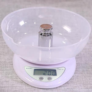 Digital-Scale Measuring-Weight Electronic-Scales Food-Balance LED Postal Kitchen Portable