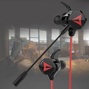 Image 1 - PS4 ためハンズフリー有線ヘッドフォンゲーミングヘッドセット 7.1 サラウンド低音イヤホンとノイズキャンセリングイヤホンマイクイヤフォン