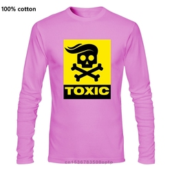 Anti Trump Resistance T'S Resist T-Shirts Toxic Hip-Hop Tee Shirt