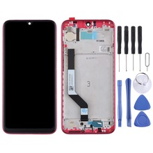 For Xiaomi Redmi Note 7 / Redmi Note 7 Pro LCD Screen and Digitizer Full Assembly with Frame Original, brand new + tool brand new in original box philips gc5033 80 azur elite steam iron with optimaltemp technology original brand new