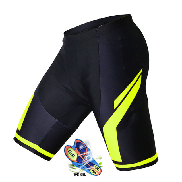 2021 Road Men Team Bicycle Cycling Polyester GEL Padded Shorts