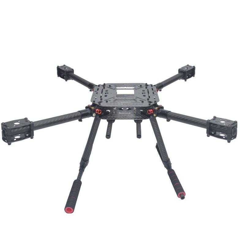 zangao flyroun lx450 com 450 quadro para rc mk mwc 4 eixos rc multicopter quadcopter heli