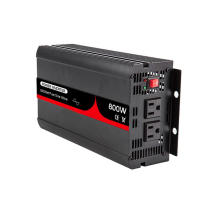цена на 800W Pure Sine Wave Inverter 12V/24V/48V DC to 100V/110V/120V/220V/230V/240V AC 50/60HZ Voltage transformer Power Inverter