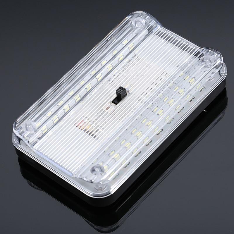 12 В 36 светодиодный автомобильный интерьерный светильник для крыши, потолочный светильник для чтения багажника, автомобильный светильник, лампа для стайлинга автомобиля, ночной Светильник для бизнеса, хит продаж