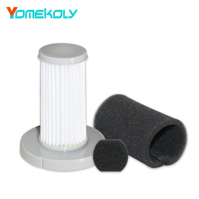 Pour Xiaomi Deerma DX700 DX700S HEPA filtre aspirateur brosses de nettoyage remplacement filtre accessoires pièces