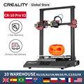 CREALITY CR-10S Pro V2 3D-принтеры BL кровать выравнивания с поиска Печать датчик накаливания принтер