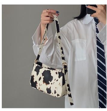Best DealFemale small bag simple style PU leather fashion bag simple vintage messenger shoulder women's handbag cute yu882¥